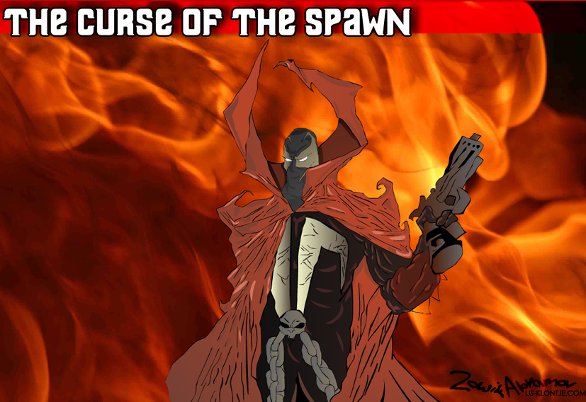 Spawn ,curse of the by Zowik