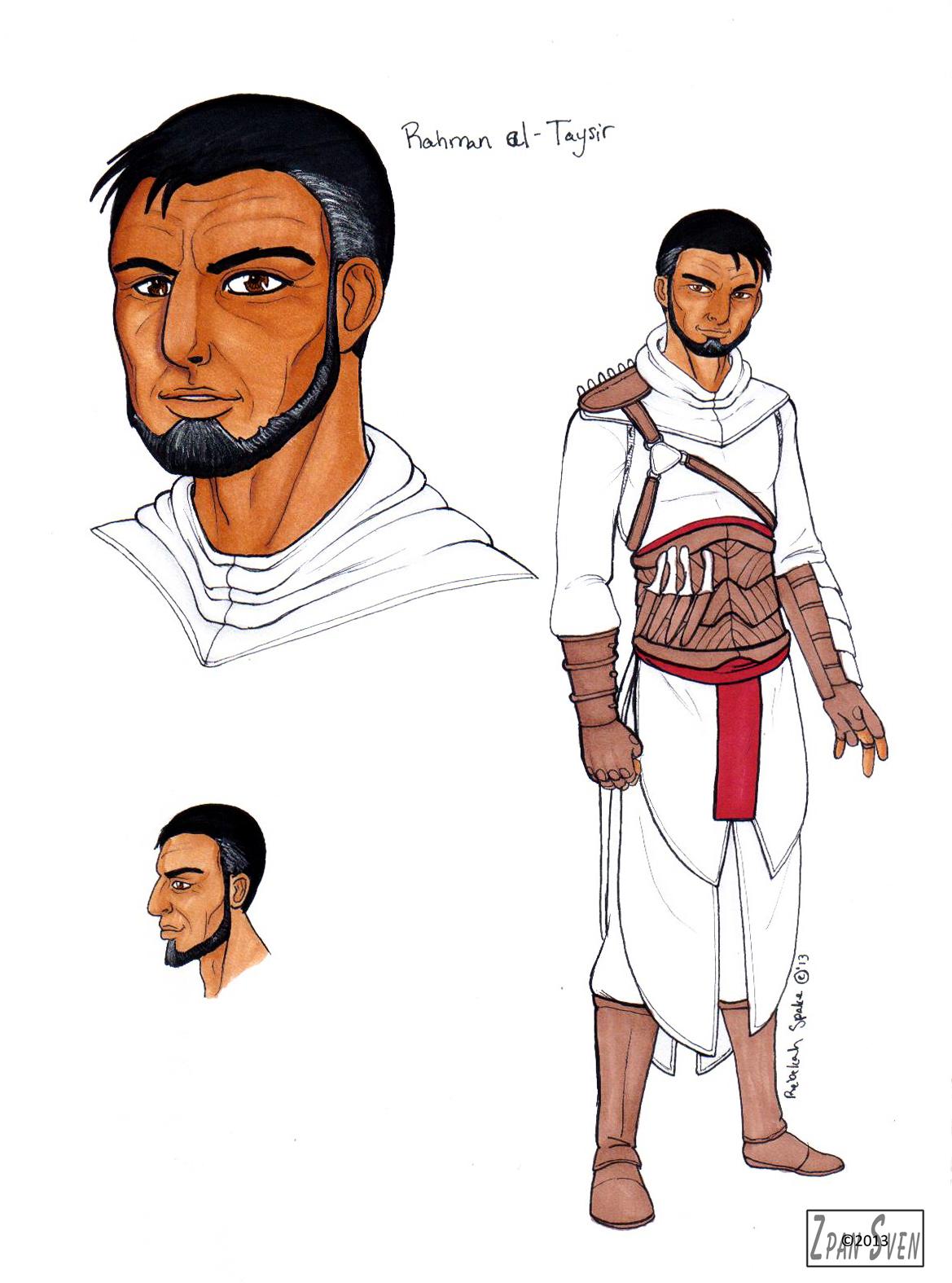 Rahman al-Taysir by ZpanSven