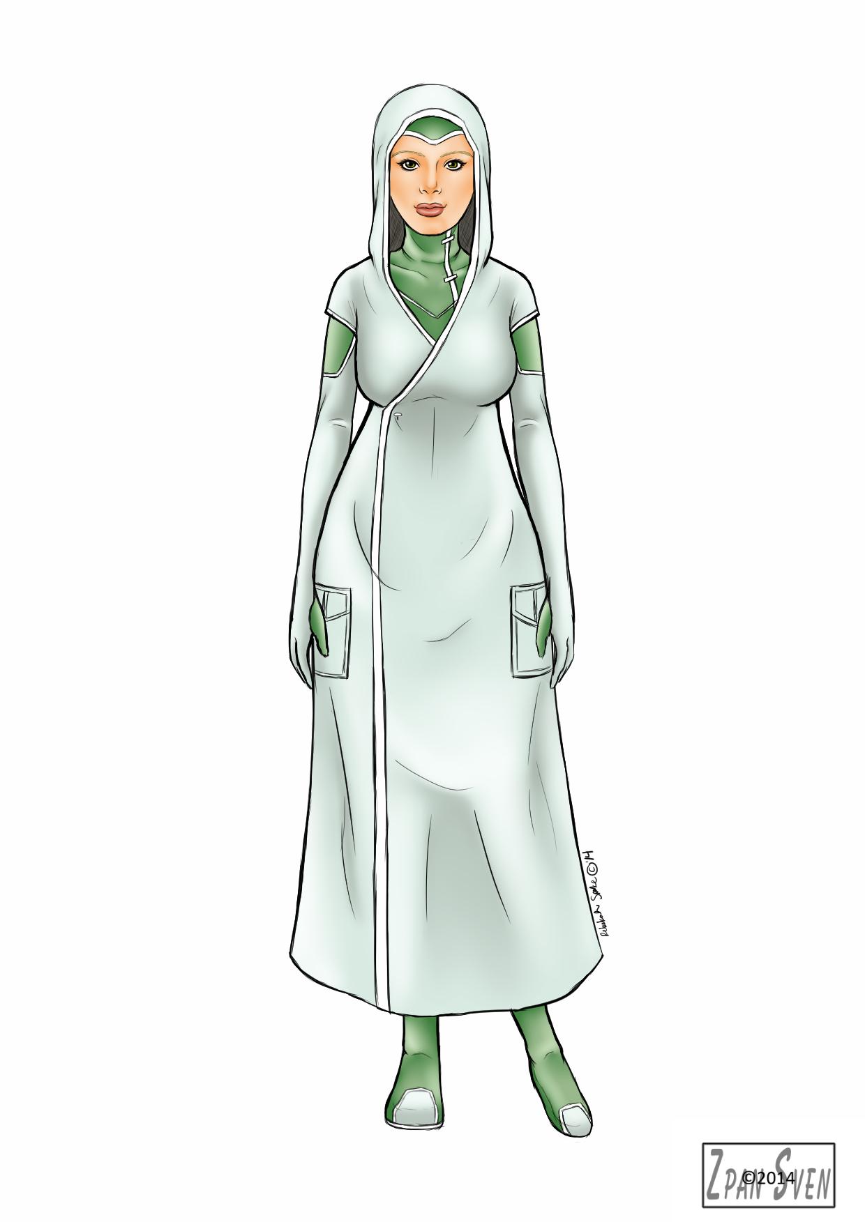 Jedi Healer by ZpanSven