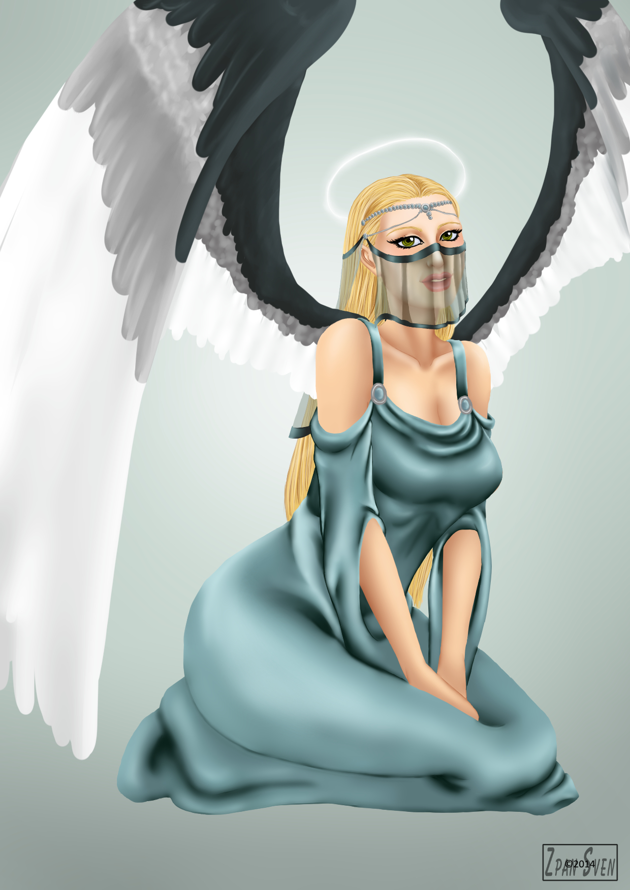 Angel by ZpanSven