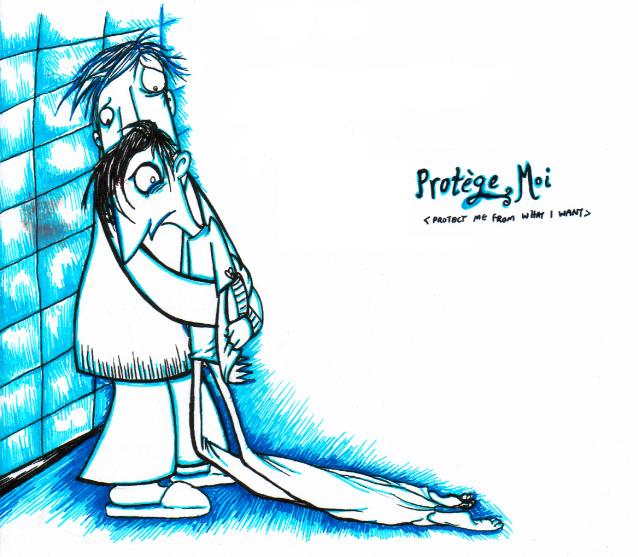 Protège Moi by Zukichan