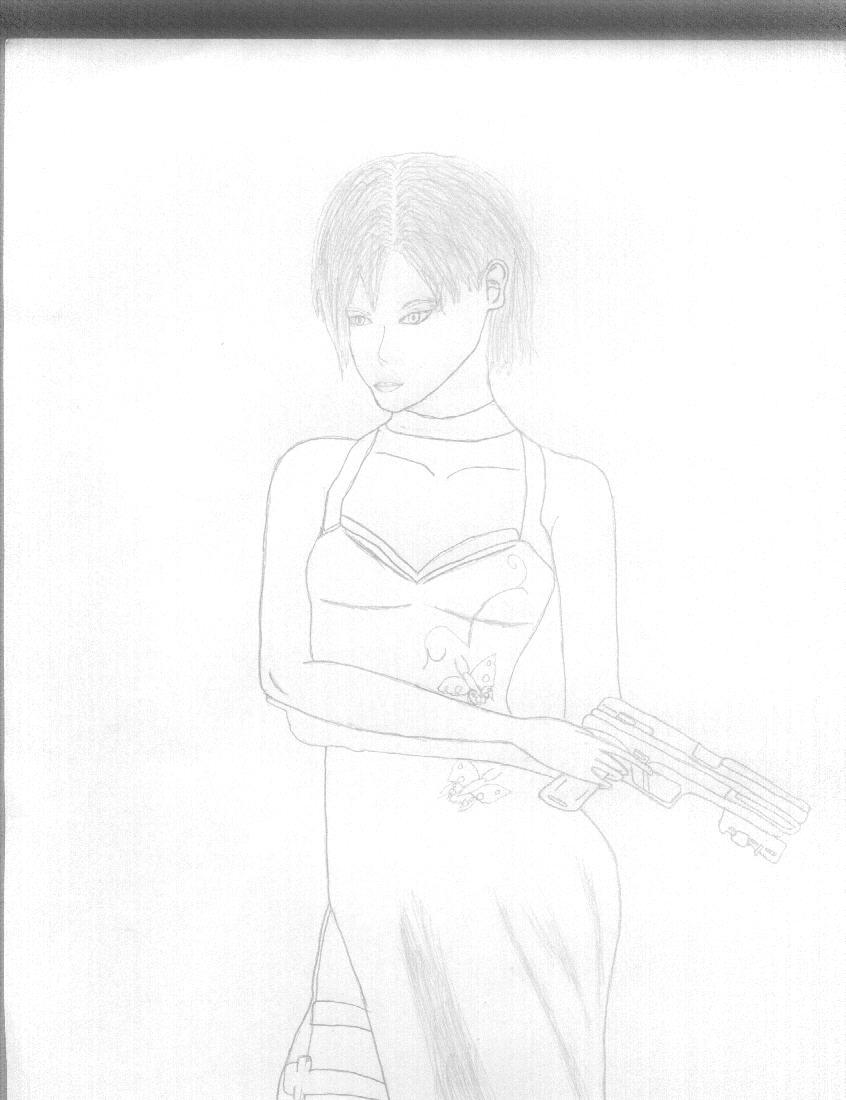 Resident evil by zelosgirl120