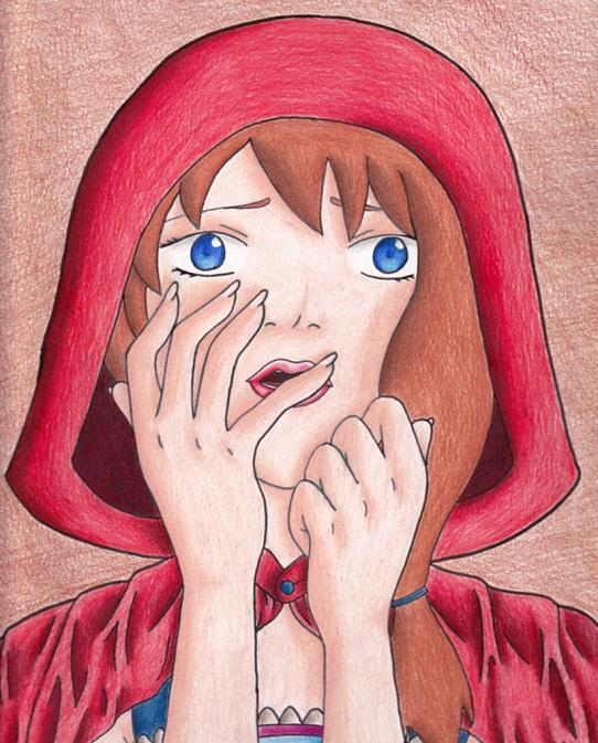 Little red by zelosgirl120