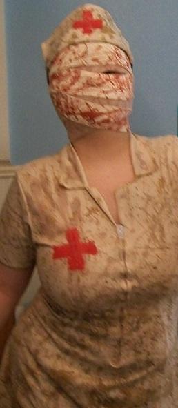 Silent Nurse by zelosgirl120