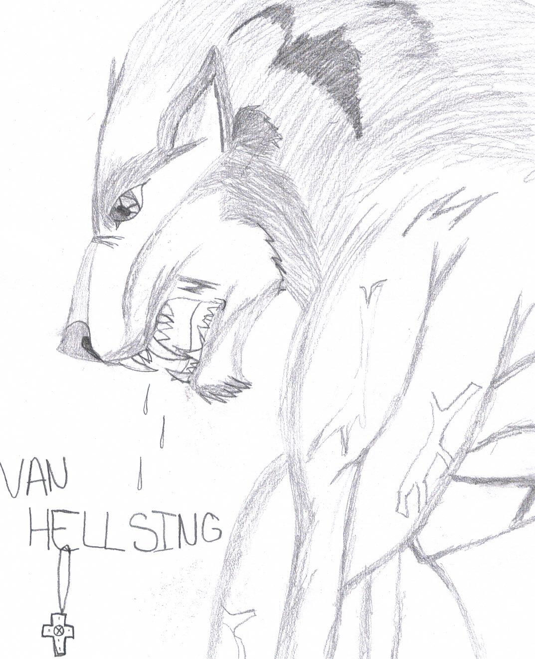 Van Hellsing by zender23