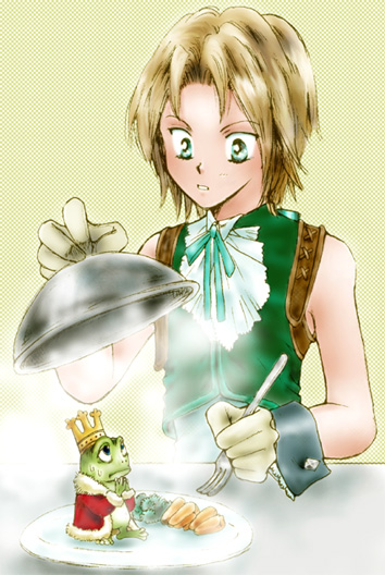 quina's dish by zonikuo