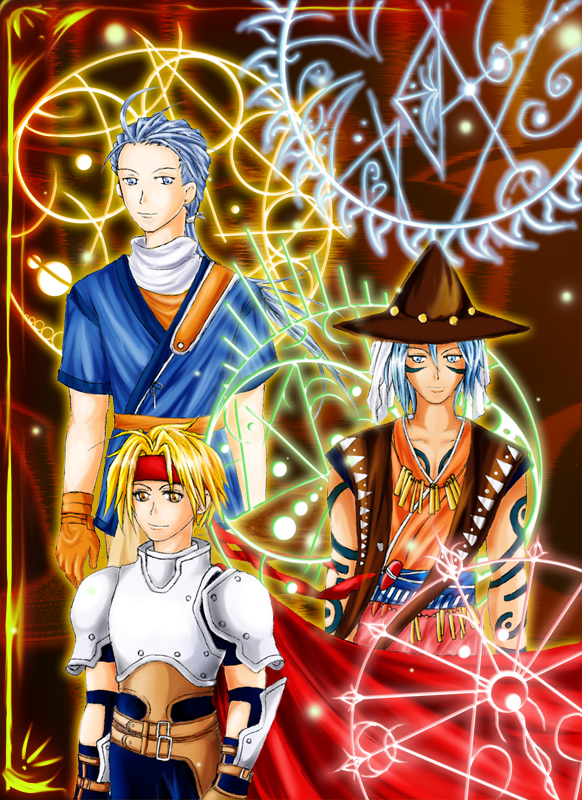 Boys of Phantasia by zword_of_zeal
